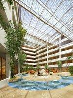 Hotel Lobby  Area 54 3D Model