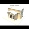 03 00 57 166 roman temple 3 4