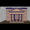 03 00 57 374 roman temple m 4