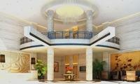 Hotel Lobby  Area 63 3D Model