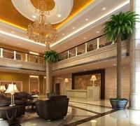 Hotel Lobby  Area 69 3D Model