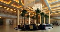 Hotel Lobby  Area 70 3D Model