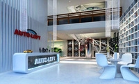 Public Lobby  Area 73 3D Model