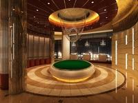 Lobby space 90 3D Model