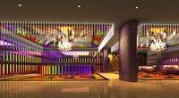 Lobby space 120 3D Model
