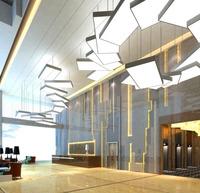 Lobby space 125 3D Model