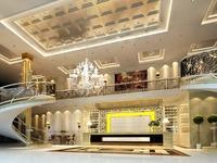 Lobby space 129 3D Model