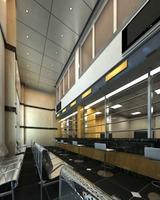 Lobby space 156 3D Model