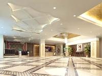 Lobby space 151 3D Model