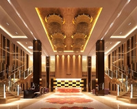 Lobby space 161 3D Model