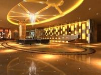 Lobby space 162 3D Model