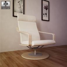 IKEA POANG Swivel armchair 3D Model