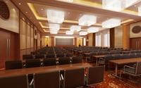 Auditorium room009 3D Model