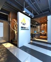Office space 002 3D Model