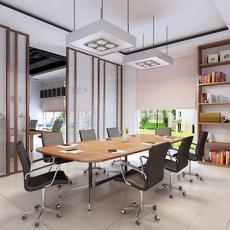 Office space 009 3D Model