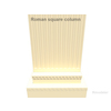 03 02 27 758 roman square column 2 4