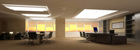 Office space 035 3D Model