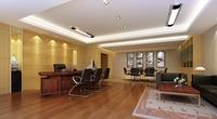 Office space 036 3D Model