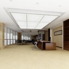 Office space 039 3D Model