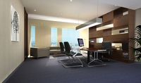 Office space 044 3D Model