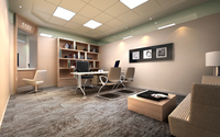 Office space 047 3D Model