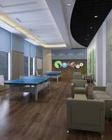 Gym space 007 3D Model