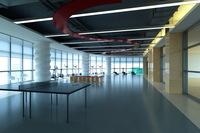 Gym space 009 3D Model