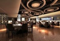 Restaurant Space 056 3D Model