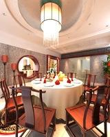 Restaurant Space 068 3D Model