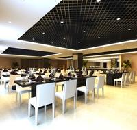 Restaurant Space 074 3D Model