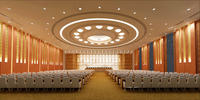 Conference Spaces 016 3D Model