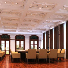 Conference Spaces 033 3D Model
