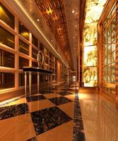 Corridor spaces 013  3D Model