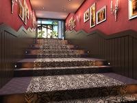 Corridor spaces 016 3D Model