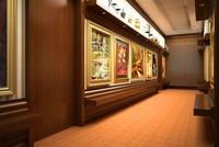 Corridor spaces 017 3D Model