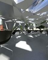 Bar space 010 3D Model