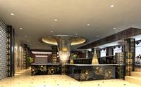 Lobby space 147 3D Model