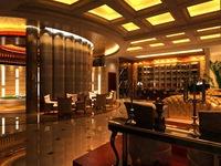 Lobby space 082 3D Model