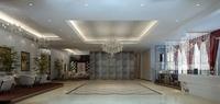 Lobby space 150 3D Model