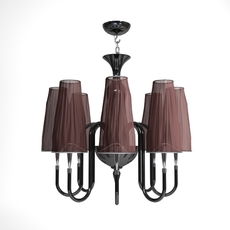 Carlesso Mush Chandelier 3D Model