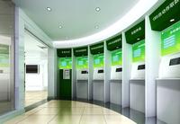 Bank space 001 3D Model