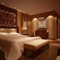 Standard Room 1 3D Model