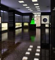 Store 2 3D Model