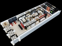 Store 3 3D Model