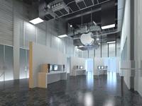 Store 6 3D Model