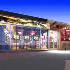 Store 7 3D Model