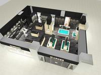 Store 8 3D Model