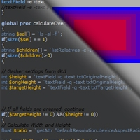 Free kr_renderOverscan for Maya 1.0.0 (maya script)