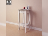 IKEA HEMNES Bedside table 3D Model