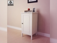 IKEA HEMNES Bedside table 2 3D Model